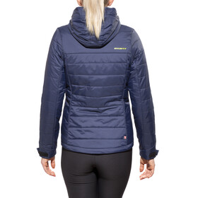 axant W's Alps Primaloft Jacket Dark Blue